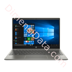 Picture of Notebook HP Pavilion 13-an0014TU [5JE98PA] Silver